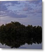 South-west Florida Sunset Metal Print