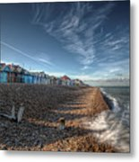 Southend On Sea Metal Print