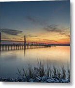 Southern Allure Metal Print