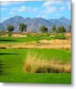 Southern Dunes Golf Club - Hole #14 Metal Print