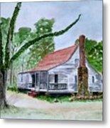Southern Home Metal Print