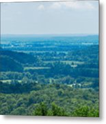 Southern Illinois Metal Print