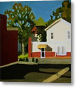 Southern Management East Hill Pensacola Metal Print