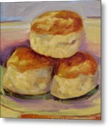 Southern Morning Fare Metal Print