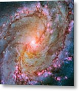 Southern Pinwheel Galaxy - Messier 83 -  Metal Print