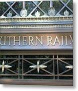 Southern Railway Building Metal Print