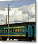 Southern Railway Metal Print