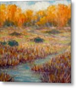 Southwest Autumn Metal Print