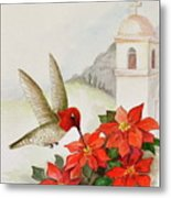 Southwest Christmas Metal Print