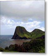 Southwest Coast Of Maui Metal Print