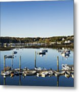 Southwest Harbor Maine Metal Print