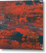 Southwest Usa Colors Metal Print