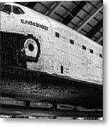 Space Shuttle Endeavour 2 Metal Print