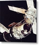 Space: Skylab 3, 1973 Metal Print