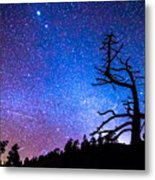 Space The Final Frontier Metal Print