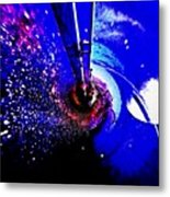 Space The Other Dimension Metal Print