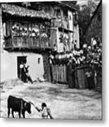 Spain: Bullfight Metal Print