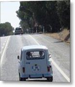 Spain Highway II Towards Seville Metal Print