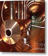 Spallation Neutron Source, Linac Metal Print