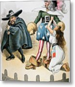 Spanish-american War, 1896 Metal Print