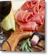 Spanish Tapas Metal Print