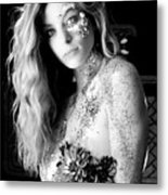 Sparkling Beauty Metal Print