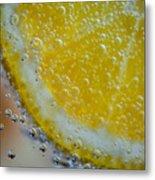 Sparkling Lemonade 1 Metal Print