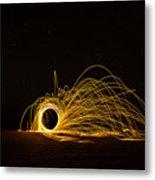 Sparks 2 Metal Print