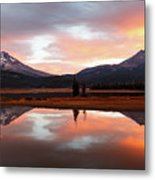 Sparks Lake Sunrise Metal Print