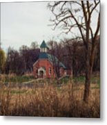 Spaulding Church Metal Print