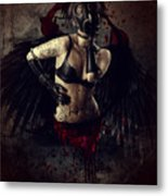 Speak No Evil Metal Print