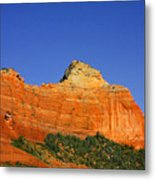 Spectacular Red Rocks - Sedona Az Metal Print