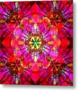 Spectracalia In Red - Catus 1 No. 1 H B Metal Print