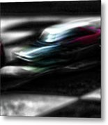 Speed Metal Print