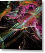 Speed. Metal Print