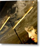 Speed It All Away Metal Print