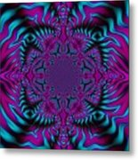 Spellbound - Abstract Art Metal Print