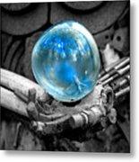 Sphere Of Interest Metal Print