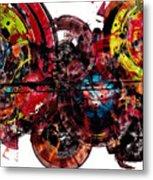 Spherical Joy Series 61.100211 Metal Print