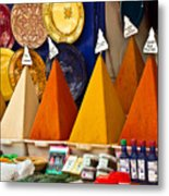 spices of Morocco Metal Print