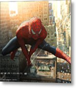 Spider-man 2 Metal Print
