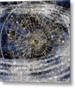 Spinning Away Metal Print by RC DeWinter