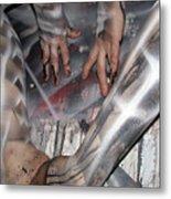 Spiral 4 Metal Print