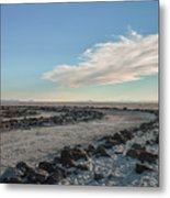 Spiral Jetty 2 Metal Print