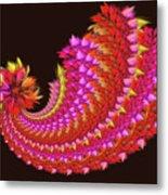 Spiral Of Joy Metal Print