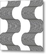 Spiral_02 Metal Print