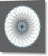 Spiralgon Too Metal Print