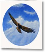 Spirit In The Wind Metal Print