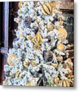 Spirit Of Christmas Metal Print