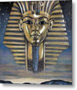 Spirit Of Egypt Metal Print